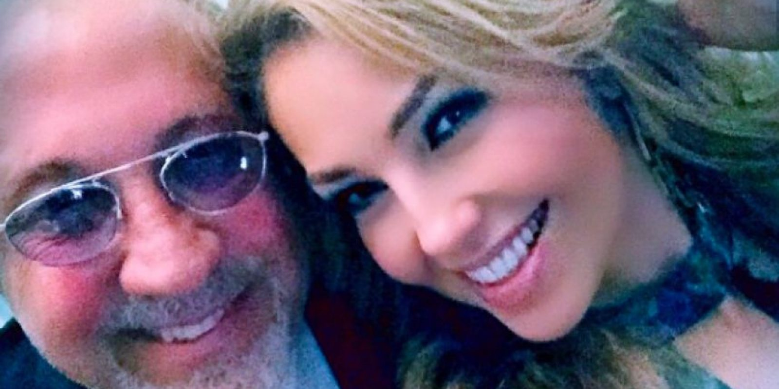 Thalia y Emilio Estefen Foto:Vía instagram @Thalia