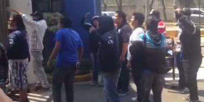 2. Aficionados del Cruz Azul Foto:Youtube: HistoriaAzul