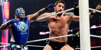 El enmascarado pelea en la AAA, luego de ser una estrella consolidada en la WWE Foto:WWE