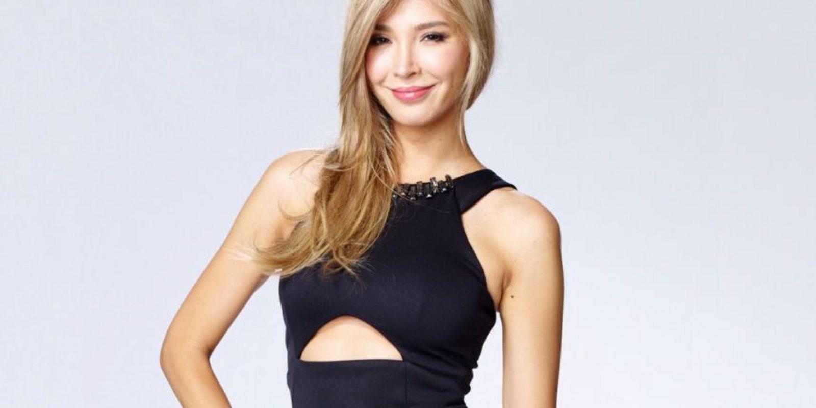 Jenna Talackova es modelo y presentadora canadiense. Fue la primera en participar en Miss Universo Canadá y ser discriminada por la organización. Foto:Getty Images