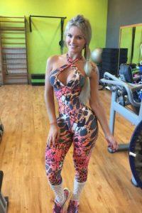Thalita Zampirolli es brasileña, tiene 24 años y se le ha relacionado con Romario. Foto:Facebook/Thalita Zampirolli