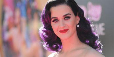 """Dijo: """"me sentía insegura sobre mi piel"""". Katy ha sido protagonista de varias campañas antiacné. Foto:Getty Images"""