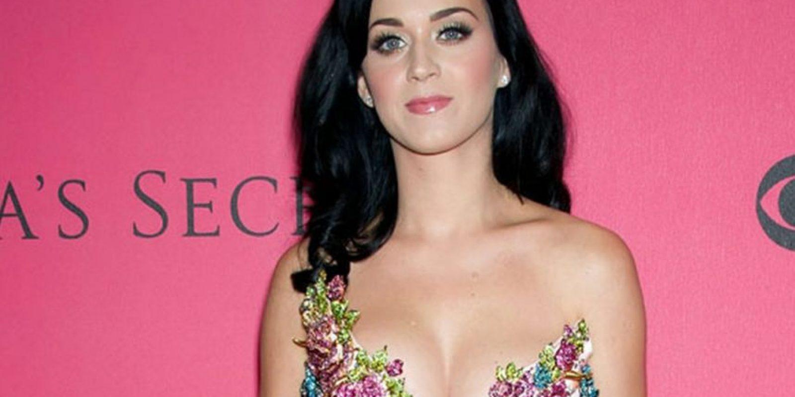 Katy Perry es una de las más eclécticas cantantes pop y un símbolo de belleza para muchos. Foto:Getty Images