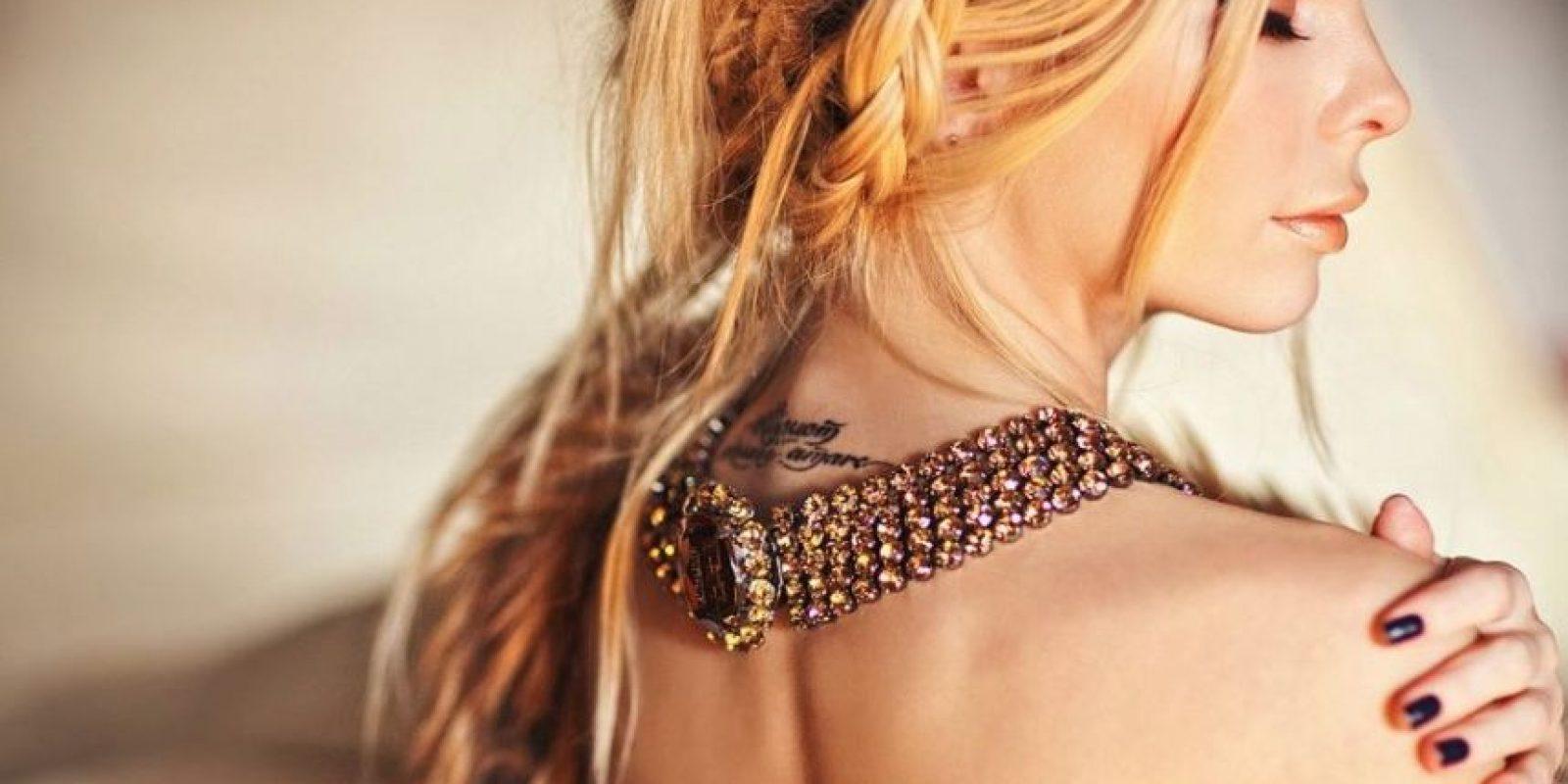 La ucraniana de 32 años ha tenido un gusto por la moda desde hace varios años. Foto:Vía Facebook