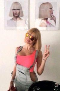 En entrevista con Alena al sitio Fashionism, declaró que incluso desea lanzar una línea de ropa. Foto:Vía Twitter Alena Po