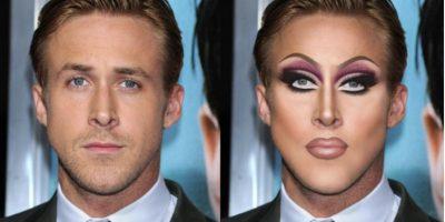 Ryan Gosling Foto:celebritiesasdragqueens.tumblr