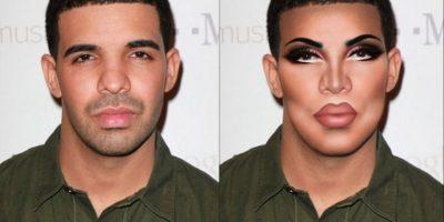 Drake Foto:celebritiesasdragqueens.tumblr