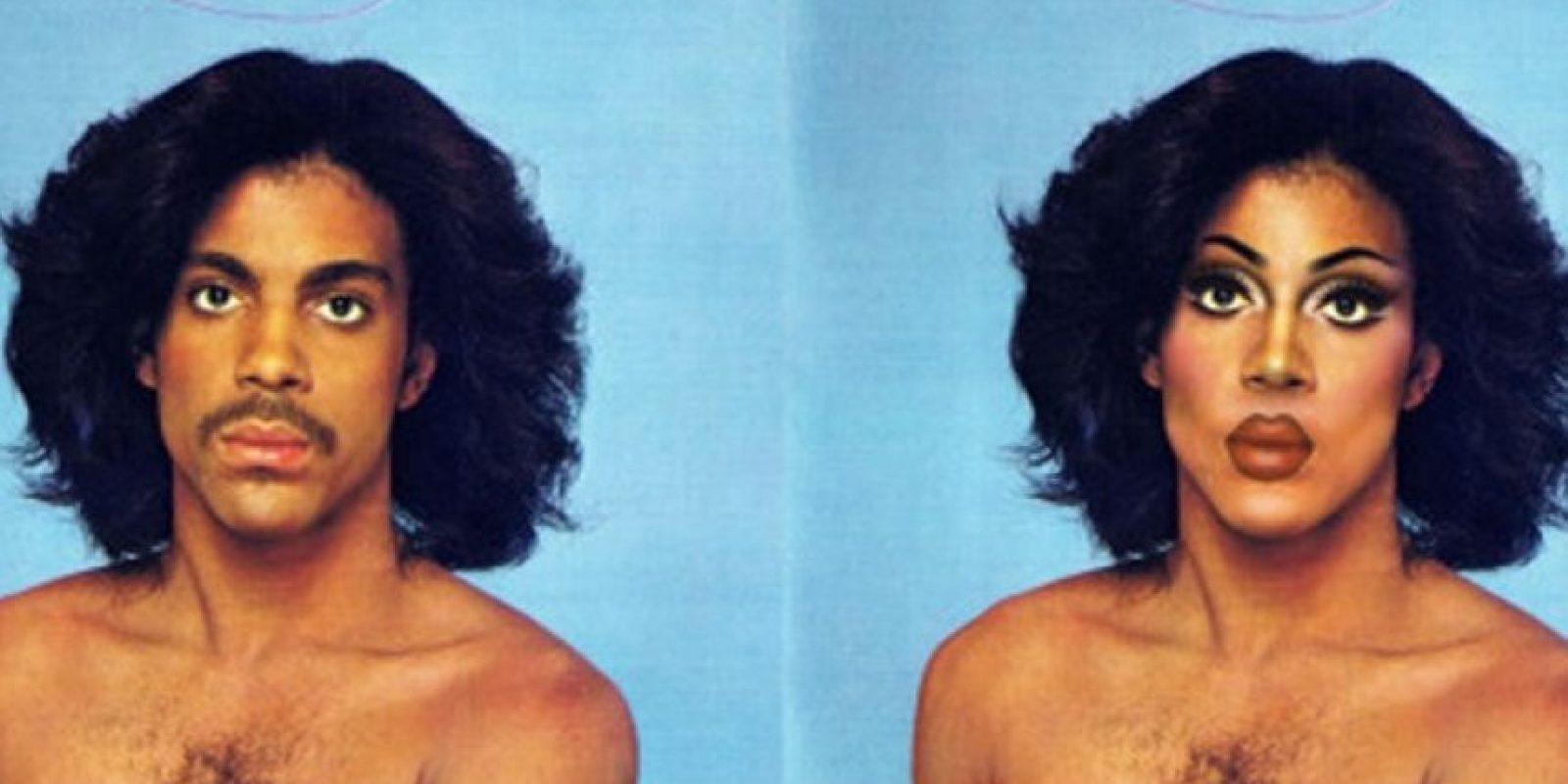 Prince Foto:celebritiesasdragqueens.tumblr