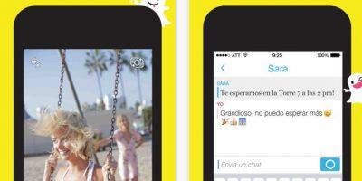 Te presentamos algunos escándalos más sonados de esta aplicación. Foto:Snapchat, Inc.