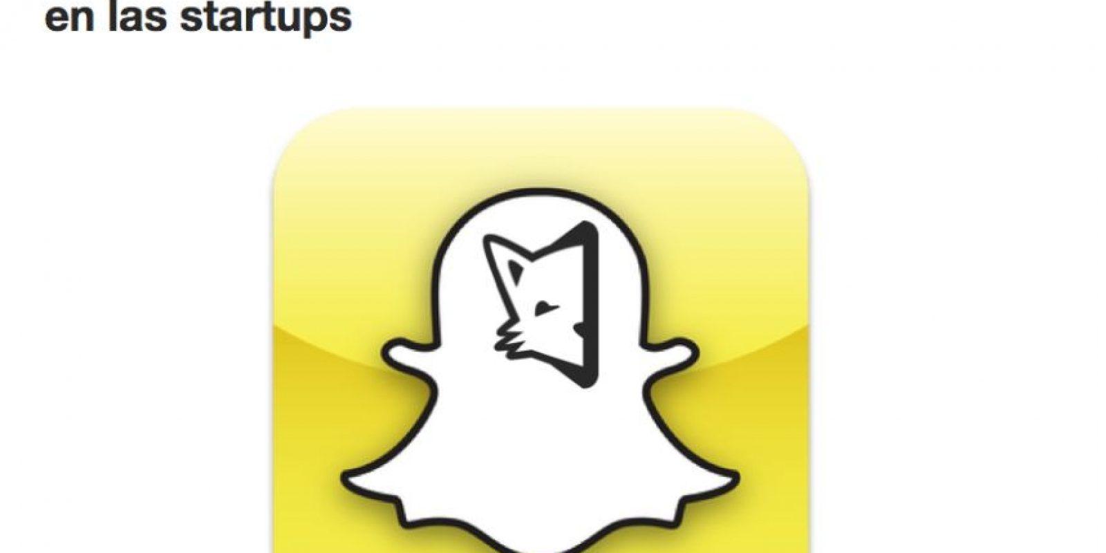 Snapchat consiguió mejorar los passwords y seguridad en servidores, pero su mala fama aún permanece entre los usuarios. Foto:http://blog.perpetuall.net/