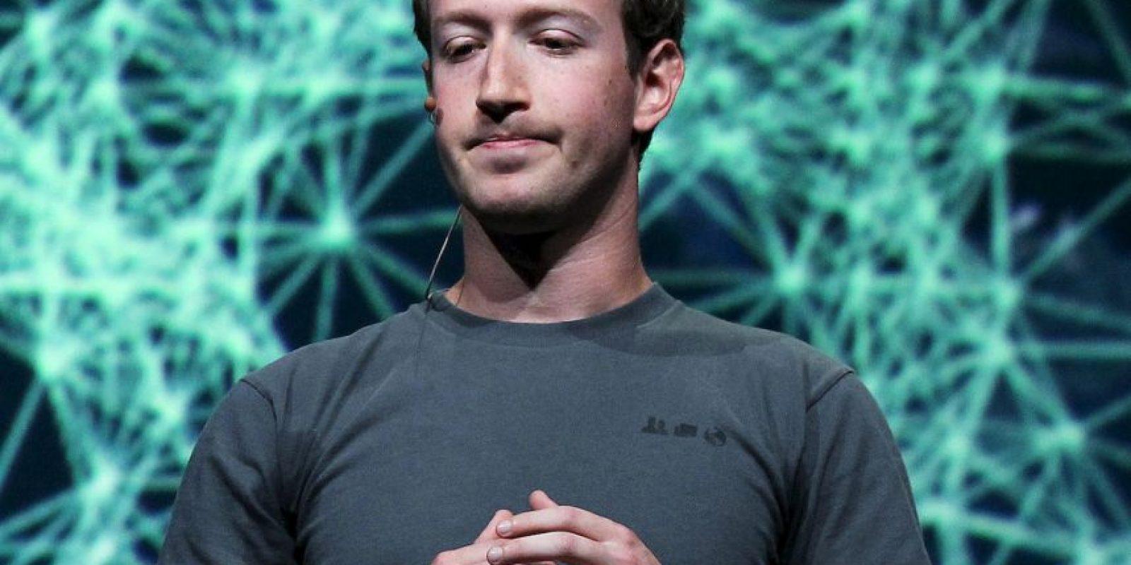 La F8 fue muy productiva para Mark Zuckerberg Foto:Getty