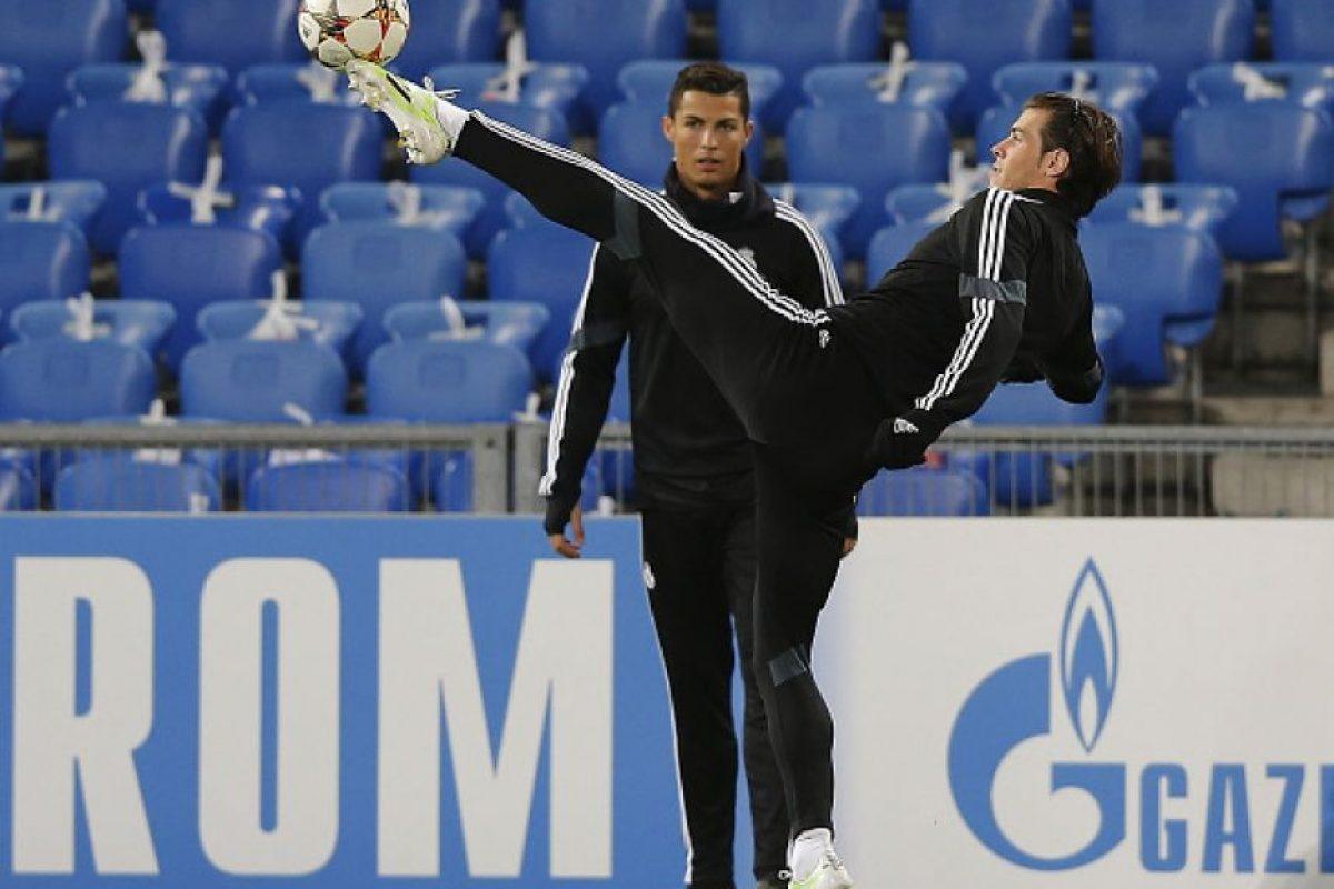 """En partido ante el Valencia, que perdió el Real Madrid, Cristiano se molestó con Bale por """"individualista"""". Foto:Getty Images"""