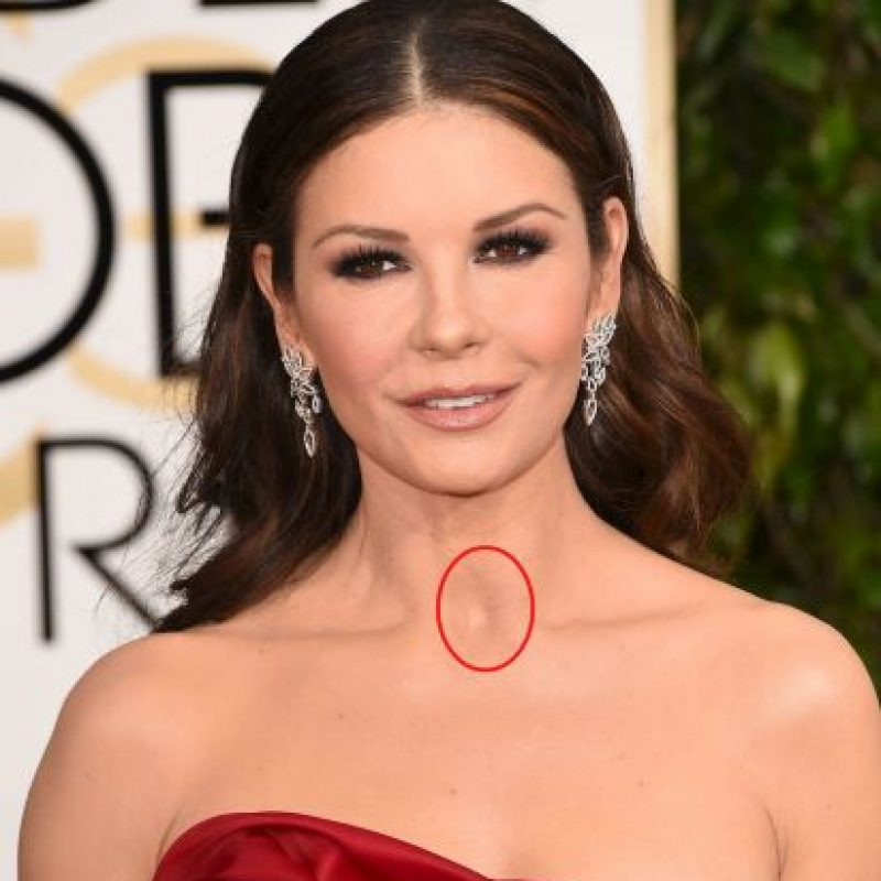 1. Catherine Zeta-Jones Foto:Getty Images