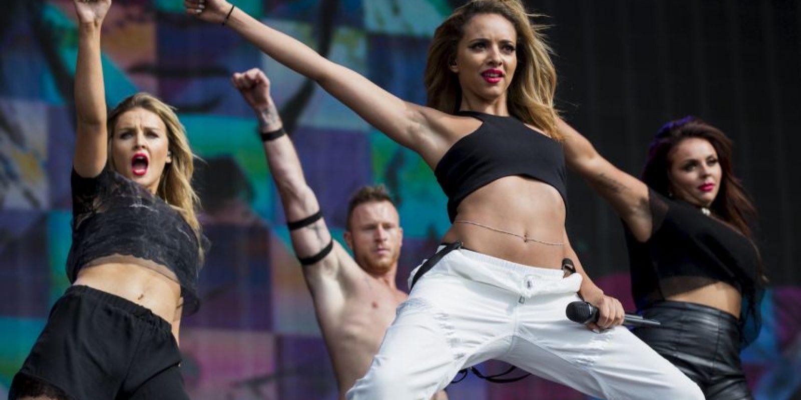 Directioners culpan a Perrie Edwards de la decisión del cantante. Foto:Getty