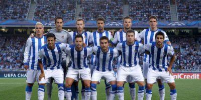 3. Real Sociedad (España). Ocupa el tercer puesto con ingresos de 62.2 millones de euros. Foto:Getty Images