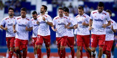 4. Sevilla (España). En los últimos tres años ha vendido a jugadores que le han dado ganancias por 51.5 millones de euros. Foto:Getty Images
