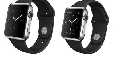 Y en color negro. Foto:Apple