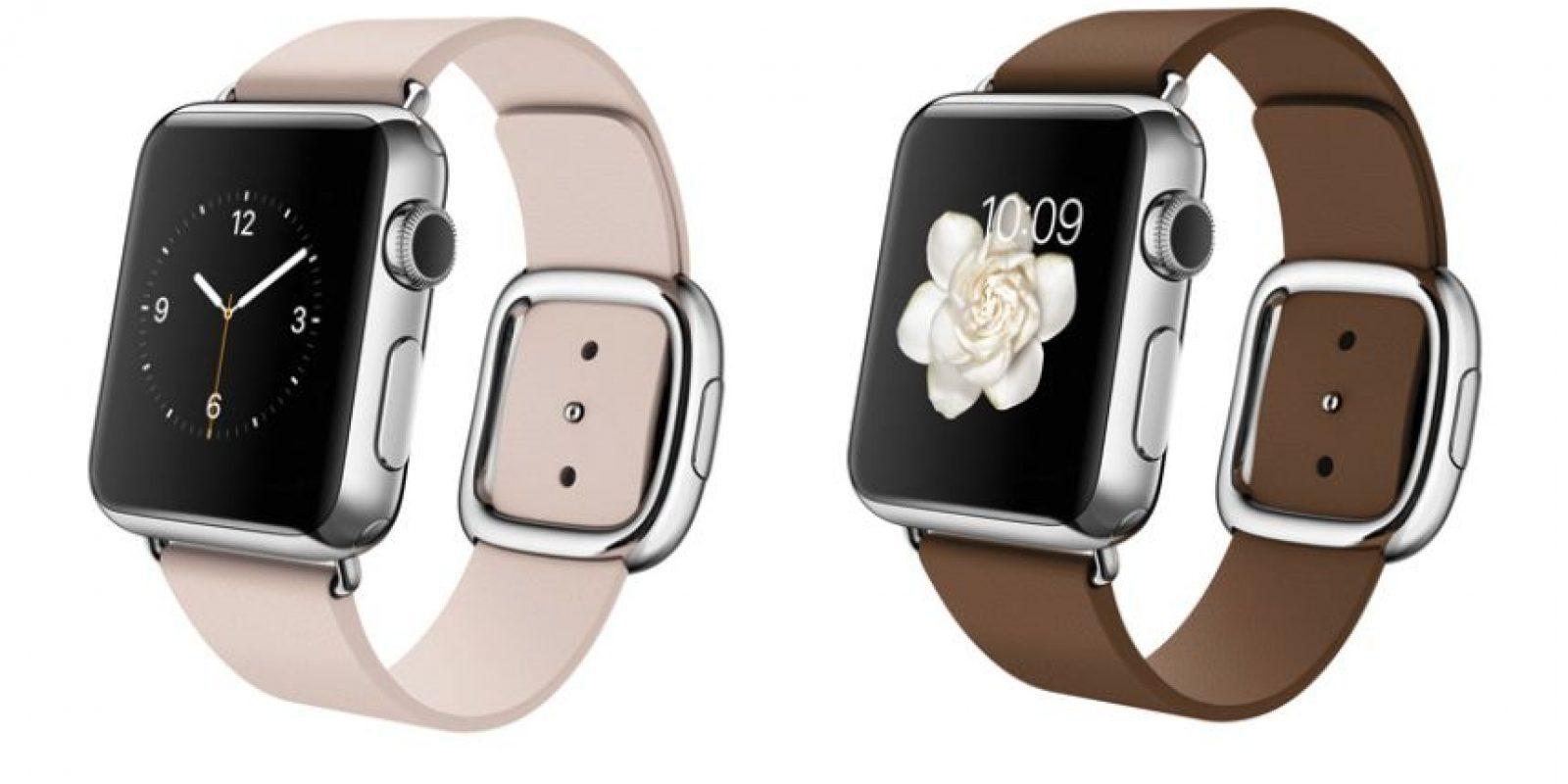 También habrá versiones en rosa y café. Foto:Apple