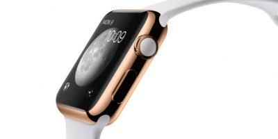 Y las bandas estarán disponibles en diferentes colores. Foto:Apple