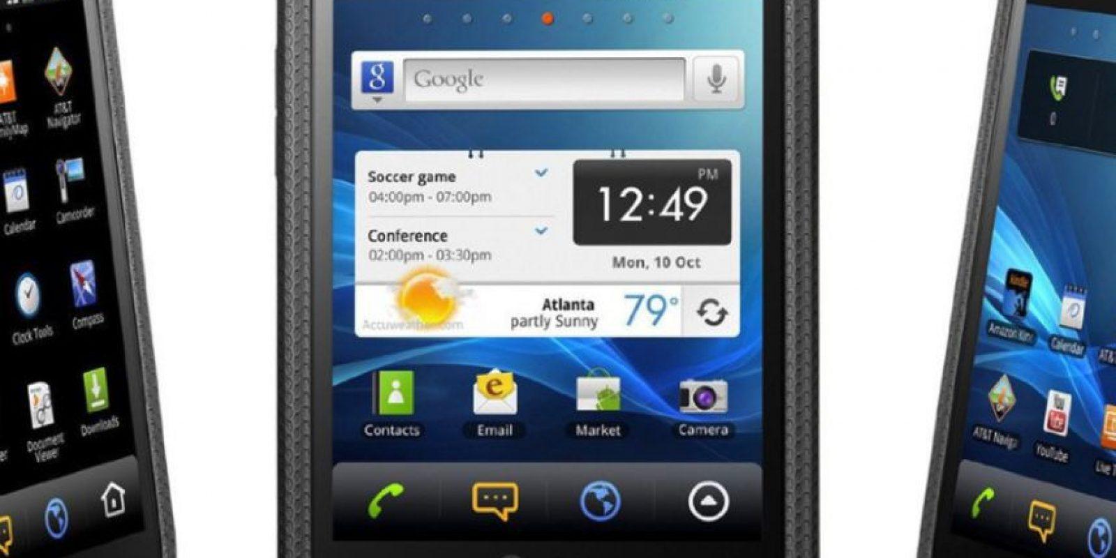 Pocket Pantech fue una muy mala idea de esta marca y AT&T. Su gran tamaño contrastaba con su nombre. Foto:Pantech