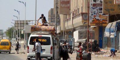 2. Según BBC, China e indica evacuará a sus ciudadanos en Yemen. Foto:AFP