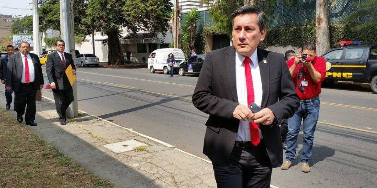 """Roberto Villate: """"Los detalles de los financistas se sabrán en su momento"""""""