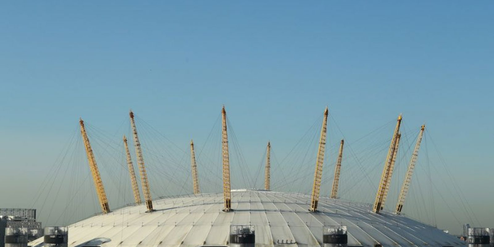 The O2 Arena – Londres, Inglaterra. Foto: Getty Images
