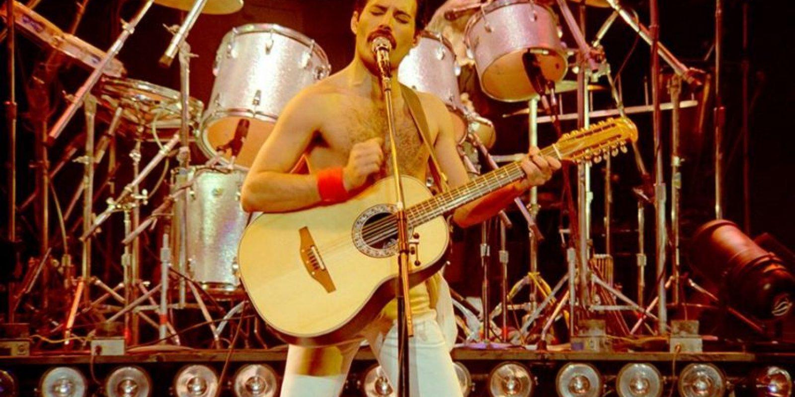 Posteriormente, el director Dexter Fletcher abandonó el proyecto, también por diferencias con el grupo. Foto:Facebook/Freddie Mercury