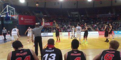 El Finke Baskets es un equipo de basquetbol de Alemania. Foto:Facebook Finke Baskets