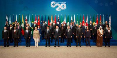 Líderes mundiales reunidos para el G20 Foto:Getty