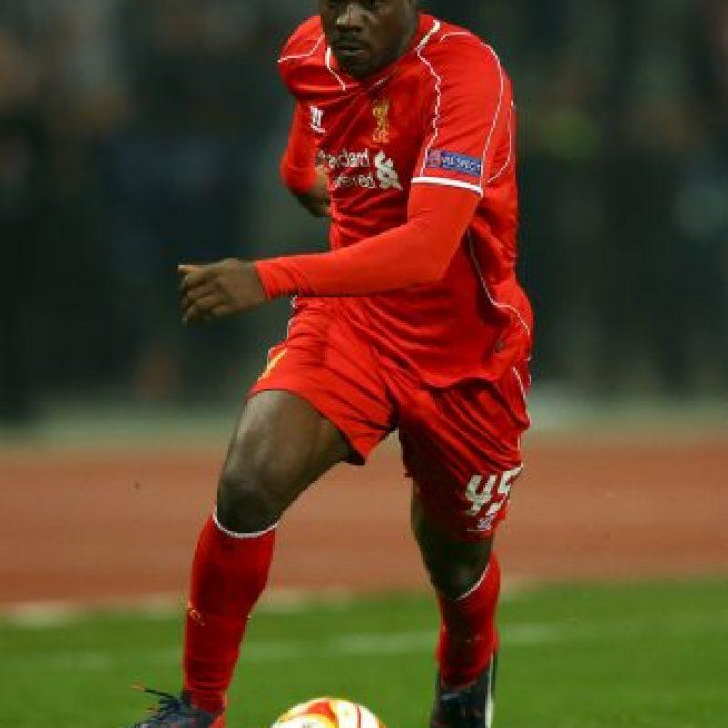 Fue campeón de la Champions en 2010 con el Inter de Milán; ahora pertenece a Liverpool Foto:Getty Images