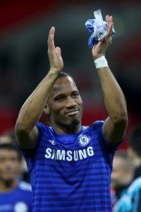 El hombre de Costa de Marfil levantó la Champions en 2012 con el Chelsea Foto:Getty Images