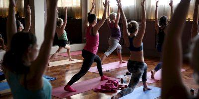 La instructora de yoga tiene 32 años Foto:Getty Images