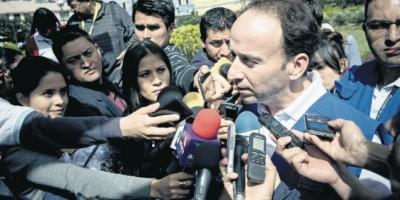 Procurador verifica a la nueva Fundación contra el Terrorismo Mediático