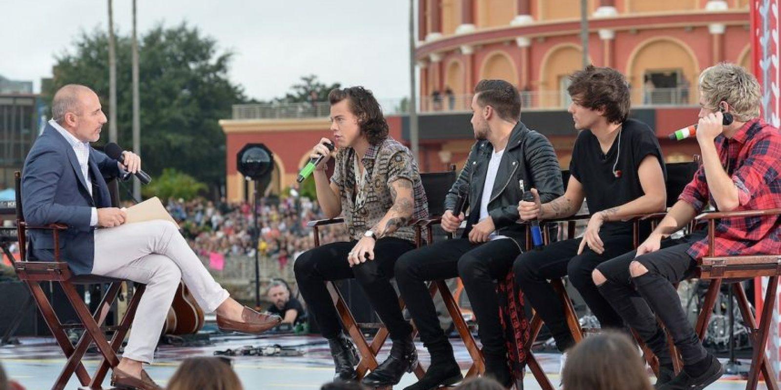 Ahora, la banda continúa su gira, a pesar de que esta noticia golpeó a sus fans. Foto:Getty Images