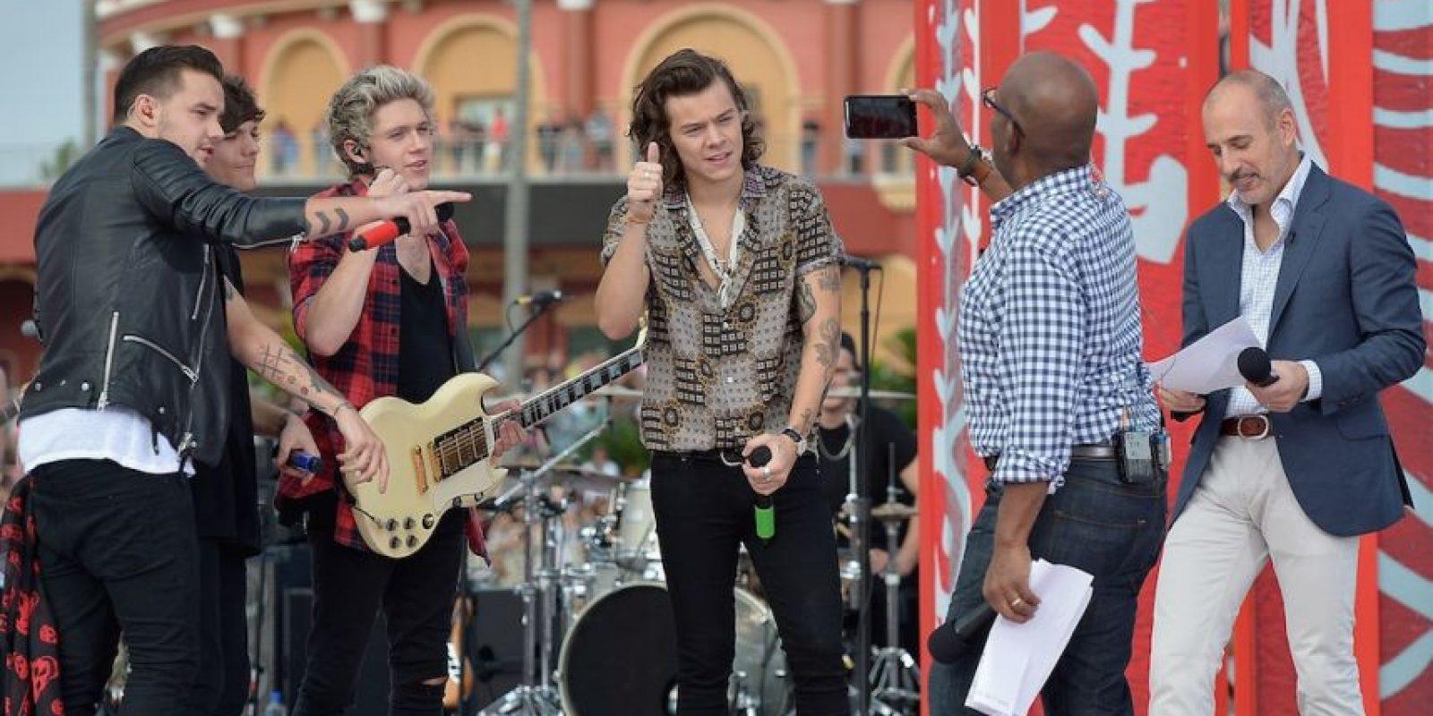 """""""Mi vida con One Direction ha sido más de lo que jamas podría haber imaginado. Pero, después de cinco años, siento que ahora es el momento adecuado para dejar la banda"""", expllicó el cantante en un comunicado emitido por su publicista, Simon Jones Foto:Getty Images"""
