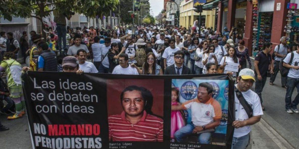 Supuestos asesinos de periodistas declararán hoy