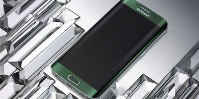 Está disponible en colores blanco perla, negro zafiro, dorado y verde esmeralda. Foto:Samsung