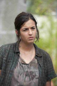 """Alanna Masterson es """"Tara Chambler"""" Foto:AMC"""