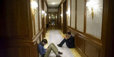 5. CNN reseñó que Irán intenta deshacerse de las sanciones económicas que han afectado su economía durante años. Foto:AFP