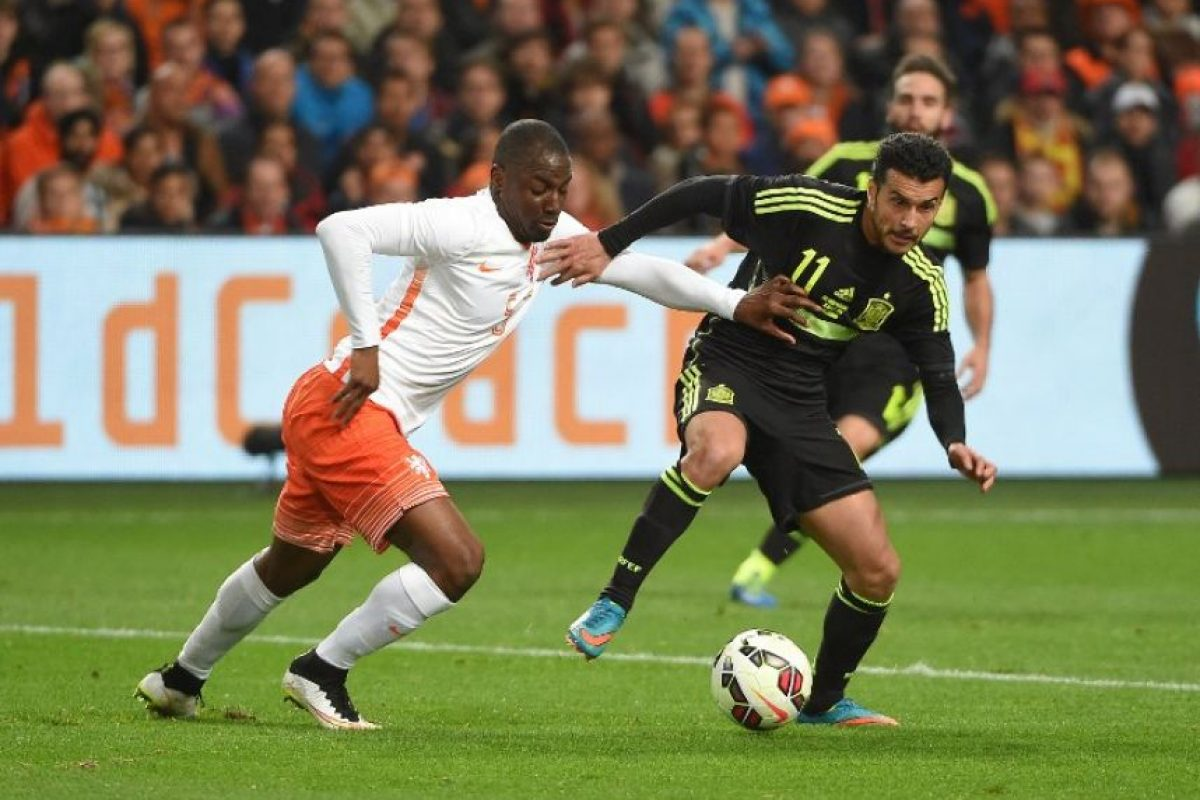 En Ámsterdam, la selección de Holanda superó a la de España en un amistoso por la Fecha FIFA. Foto:AFP