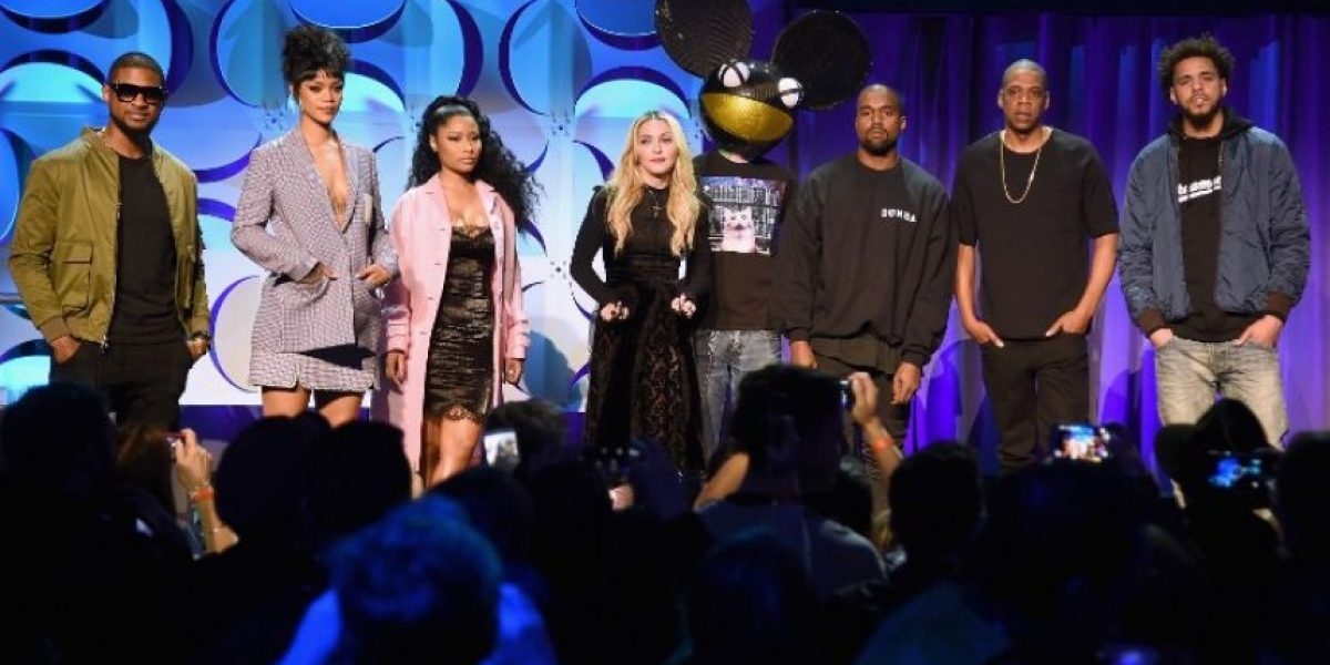 Jay Z presenta Tidal, una opción diferente de música en Streaming