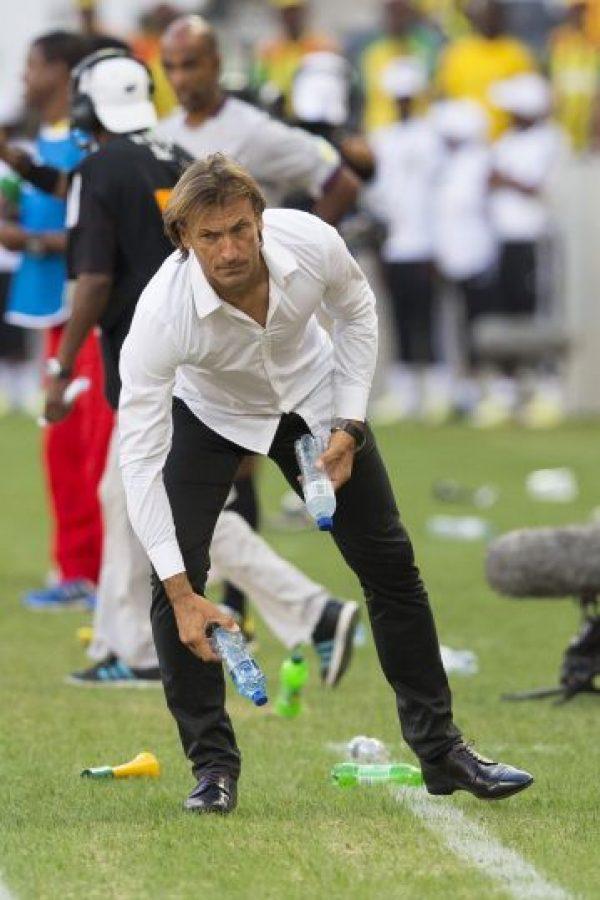 El técnico francés Hervé Renard Foto:Getty Images