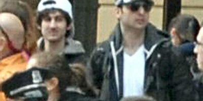 Dzhozar Tsarnaev, sospechosó del atentado. Foto:Getty
