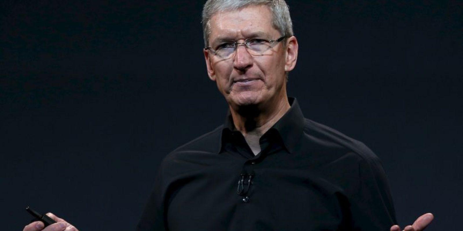 """Existe un libro sobre él y se llama: """"Imperio maldito: Apple después de Steve Jobs"""", de la autora Yukari Iwatani Kane. Foto:Getty"""
