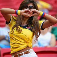 Por ello, fueron una de las aficiones más destacadas durante el pasado Mundial de Brasil 2014. Foto:Getty Images