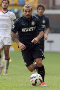 El argentino nacionalizado italiano Dani Osvaldo Foto:Getty Images