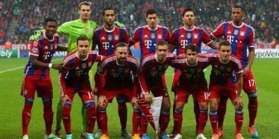 """Bayern Munich es el equipo de fútbol con mayor tradición en Alemania, y uno de los """"grandes"""" de Europa. Foto:Getty Images"""