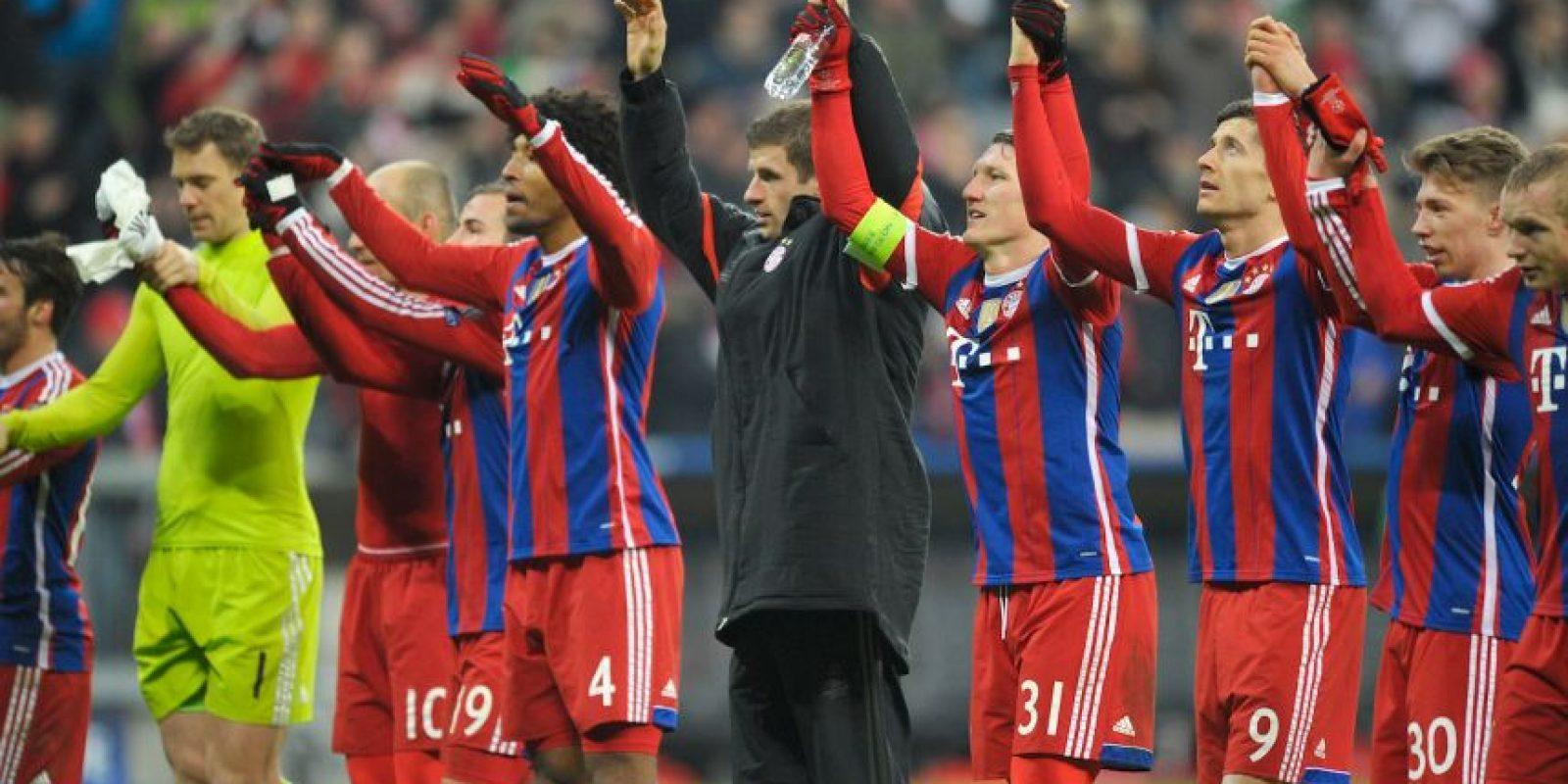 A nivel internacional también ha trascendido, al ser el tercer máximo ganador en la historia de la Champions League, con 5 títulos. Foto:Getty Images