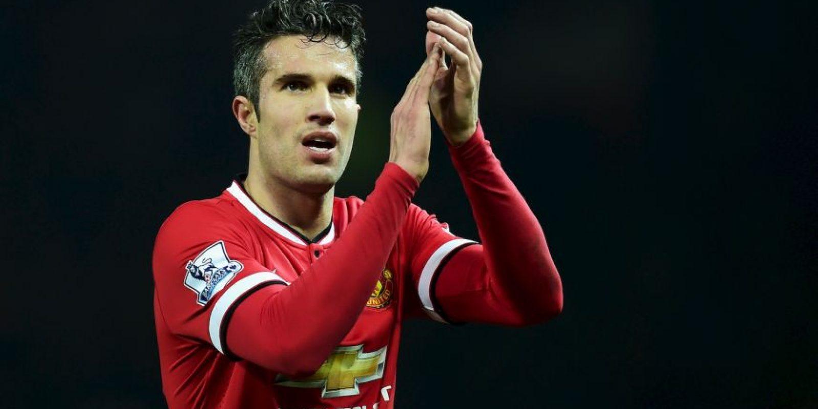 El delantero del Manchester United completa el ranking de los futbolistas que más camisetas venden en Inglaterra. Foto:Getty Images